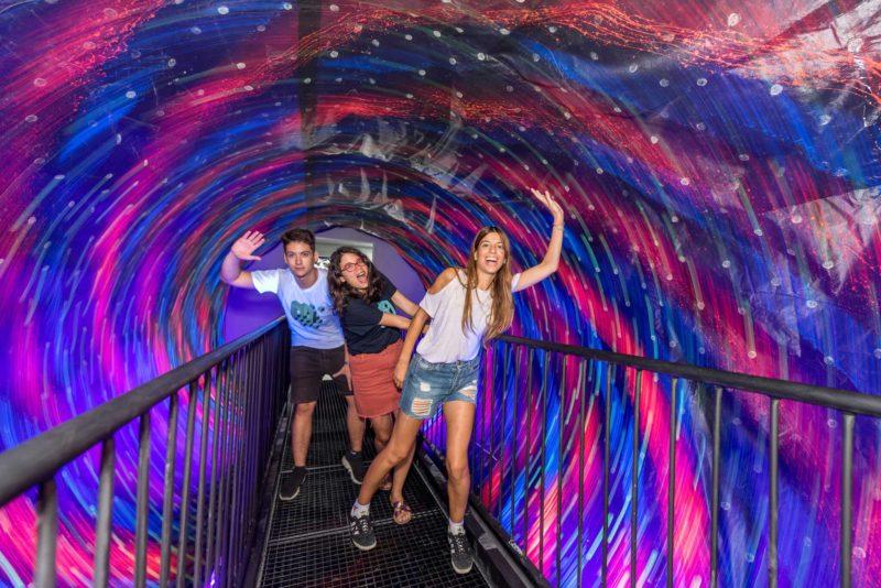 De Vortex-tunnel